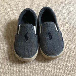 Polo by Ralph Lauren Toddler Slip-Ons